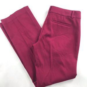 Loft Ann Taylor Marisa Trouse Pants 6